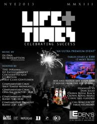 Life+Times: An Ultra Premium Event Celebrating Success