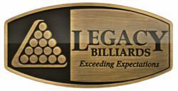 legacy billiards logo