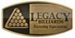 Legacy Billiards Launches New eCommerce Website