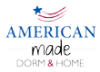 Made in USA Bedding, American Made Bedding, Dorm Bedding, Home Bedding