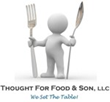Thought For Food & Son Launches New Re-Designed Company Website