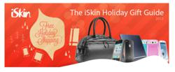 The Best Online Holiday Gift Guide Offers Great Last Minute Gift Ideas from iSkin