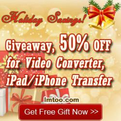 ImTOO Holiday Savings