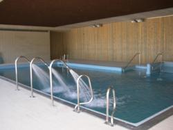 Indoor Pool at Vilanova Park