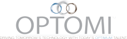 Optomi IT Staffing firm Logo