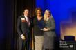 Paula Guy receives Community Leader of the Year Award from The Metro...