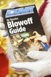 EXAIR's Blowoff Guide - Give the Gift of Safety!