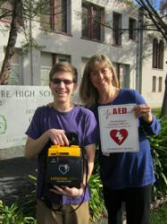 AED.com Donates to Livermore High School