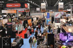 On the floor at 2012 IHMRS
