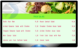 Cloud Digital Menu Displays for Restaurants Now Offered by Next Gen...
