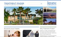 Find Renew's Treatment Finder online guide at Treatment.RenewEveryDay.com.