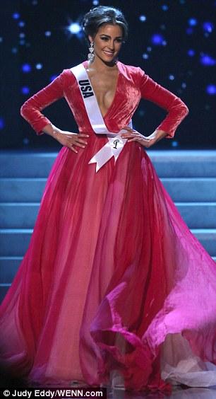 Diamond Nexus Sponsor 2012 Miss Universe Competition