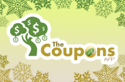 Holiday Shopping with The Coupons App