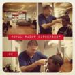 Royal Razor Barbershop in Baltimore Maryland for Straight Razor Shaves and Haircuts - Joe