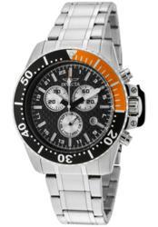 Invicta's Men's Pro Diver Black Carbon Fiber watch