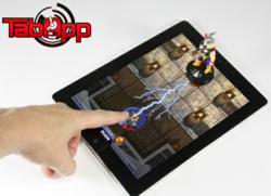 HeroClix TabApp, Featured on AppWatch, a Segment in NewsWatch