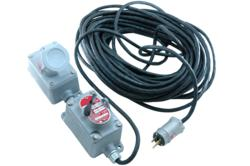 Class 1 Division 1 Extension Cord with Inline On/Off Switch