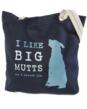 Canvas tote bag by Dog is Good