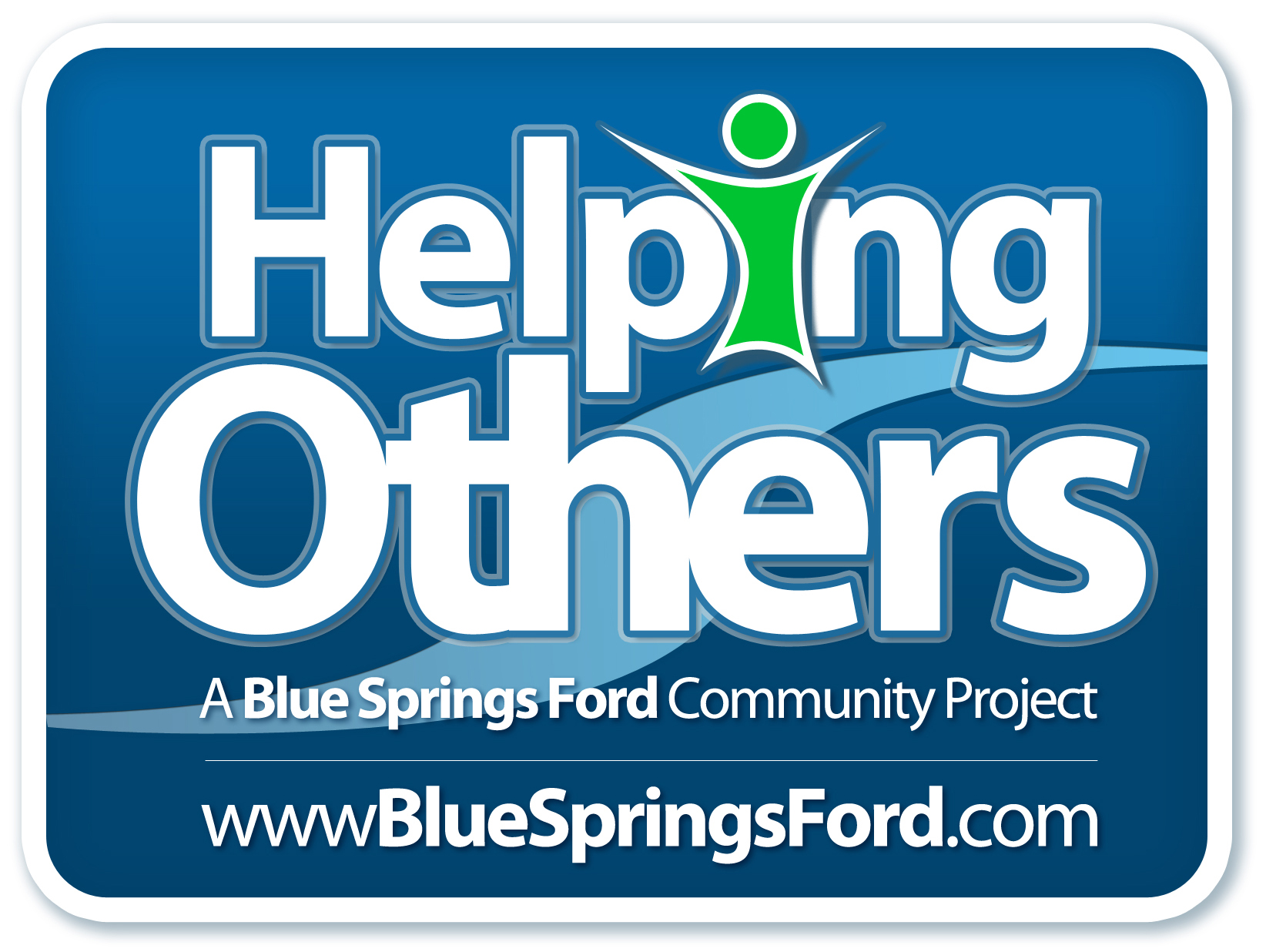 Blue Springs Ford Dealer has Donated $7 000 so Far to Publically