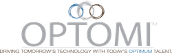 Optomi IT Staffing firm Logo