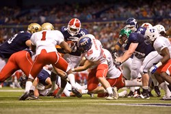 East-West Shrine Game benefiting Shriners Hospitals for Children