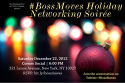 NYC Holiday Networking Event