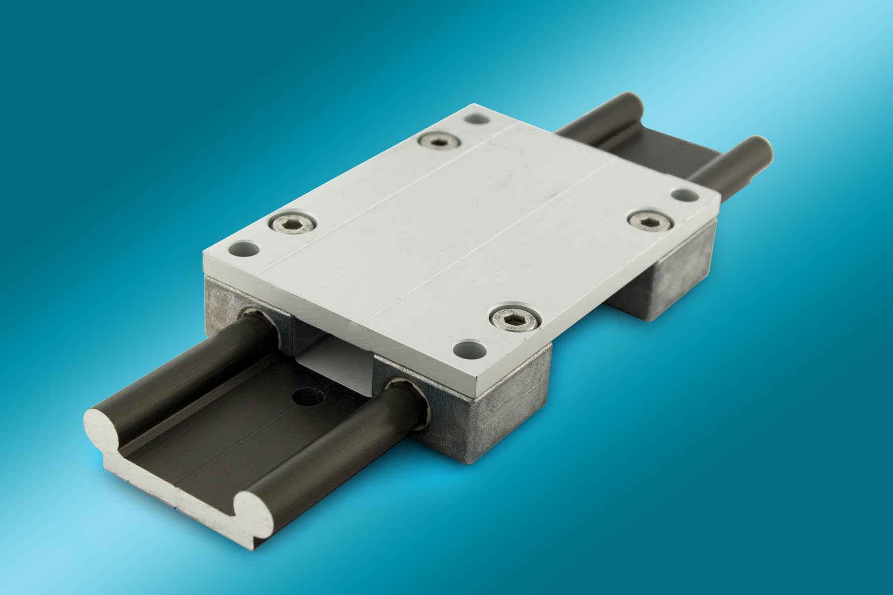 Linear Rail Brake : New linear guide rail system from sterling instrument is