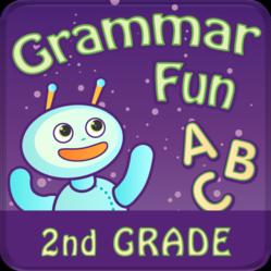 Grammar Fun 2nd Grade icon