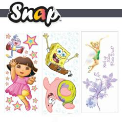 Snap™ Instant Wall Art Peel & Stick Decals