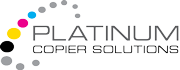 platinum copiers logo