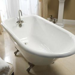 Cast Iron Roll Top Clawfoot Tub From Barclay