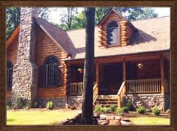 Laurel Ridge Log Home