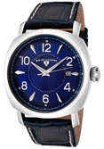 Swiss Legend Executive Men's Blue Dial Watch