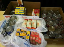 Jennie Schmidt, Sudlersville Food Pantry, charity, donation