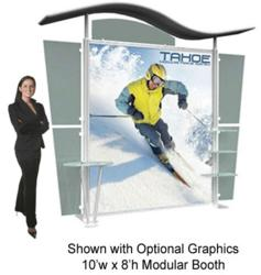 Modular Tradeshow Booth Display