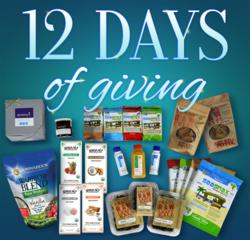 Giveaway Whole Health Food Products