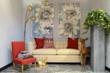 Interior design firm Caccoma Interiors featured in Albert Hadley...
