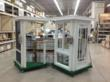 Venetian Builders, Inc., Miami, Recently Delivers Custom-Made Sales Display of Sunroom, Patio Enclosure Products to Home Depot in Miramar, FL