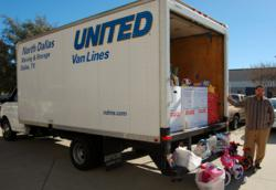 Genial North Dallas Moving And Storage Moves Hearts For The Holidays