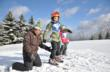 Pocono Mountains' Participates in Learn to Ski Month this January