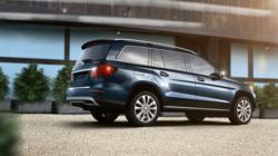 The Award-Winning Mercedes-Benz GL-Class