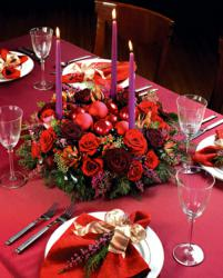 "ALT=""LA Flower District California Flower Mall discount holiday flowers centerpiece, hostess appreciation, Christmas flowers, gift"""