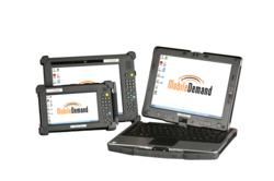 MobileDemand Rugged Tablet PC Systems