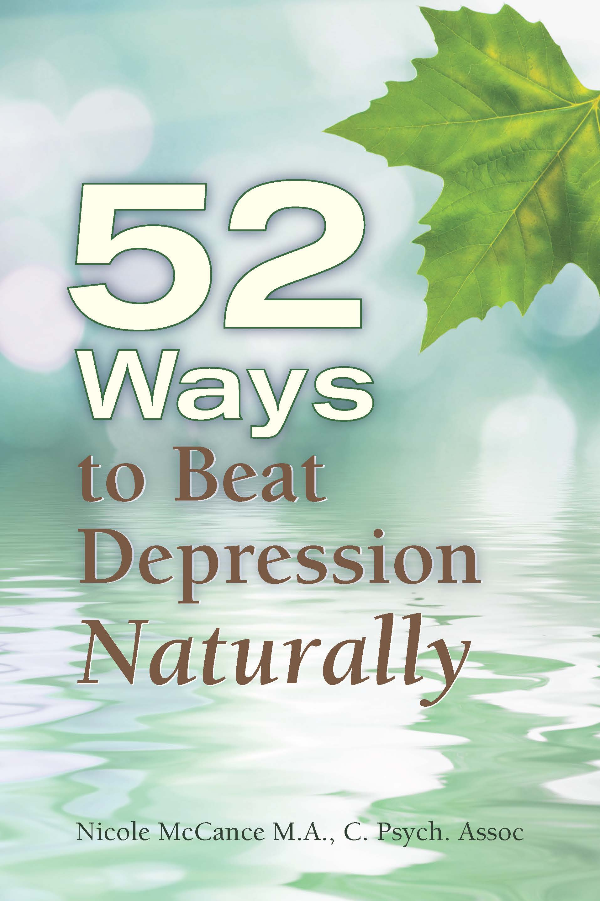 Ways To Beat Depression Naturally