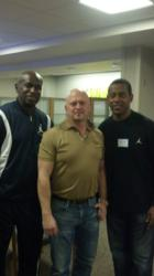 Roy Green, David Gergen, and Tony Dorsett ppha pro player health alliance sleep apnea nfl