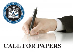 Simons Center Open Interagency Writing Competion Call for Papers handwriting image