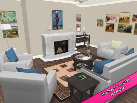 Black Mana Studios Launches Interior Design for iPad Bringing