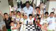 World Chess Champion, Orrin C. Hudson, Travels To Philippines To Teach...