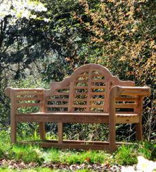 New Lutyens FSC Garden Bench