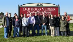 Oakwood Veneer Staff